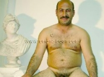 Saban - is a strong turkish Bear with a very intense Orgasm (id475)