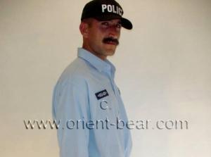 Mert - a naked kurdish man with a thick big c