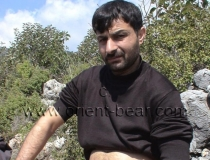 Duran I. - is a kurdish gay with a long fat cock in a horny outdoor video. (id502)