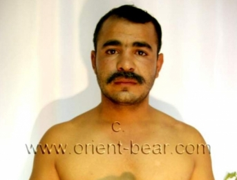 Musa - a young muscle Turk with big Cock and hairy Ass Hole (ID532)