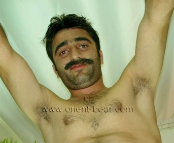 Tueruet - is a nice turkish gay with a long big cock and a great hairy ass seen in a great turkish gay video. (id569)