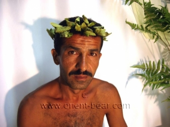 Rasim is a big turkish gay with a long, thin cock and a nice face with mustache. (id571)