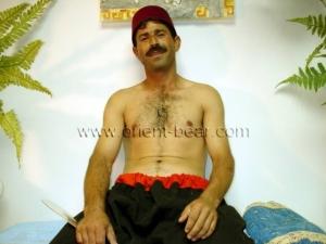 Atakan - a young naked kurdish turk with a bi