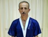 Erdogan B. - an older turkish man with a long and hard cock masturbates naked. (id667)