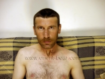Erol - a erotic naked kurdish man shows his hairy frim ass in doggy style in a turkish gay video. (id668)