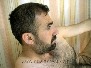 Tarek D. - a big naked kurdish man with a long cock and a lot of cum in the cumshot. (id721)