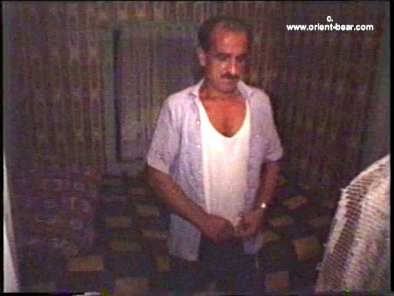 Abdul M. - is a turkish older man with a very big cock. (id736)