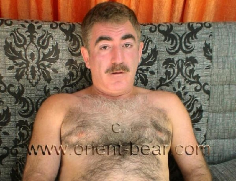 Sefer - a Turkish Bear with a very hairy Body and thick Balls. (id74)