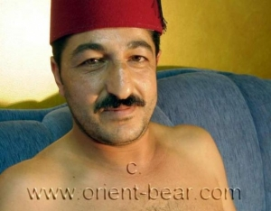 Faruk K. - a naked kurdish turk with a strong