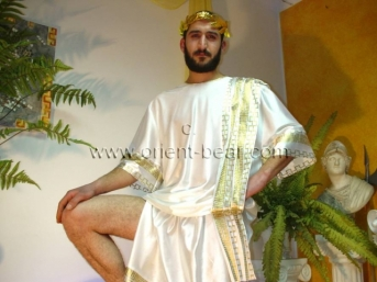 Mert - is a naked kurdish turkish man with a hammer big kurdish cock in a horny turkish gay video. (id776)