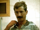 Sali - is a young kurdish man with an oriental face, a hairy body and a long cock with a bush. (id909)
