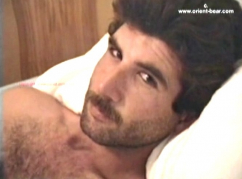 Kamil - is a sexy naked kurdish man with an erotic face and a big cock. (id936)