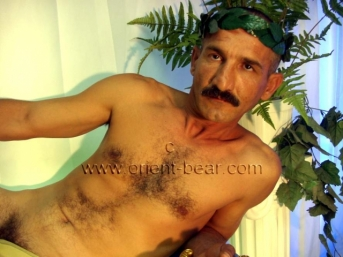 Adnan - is a young sexy turkish gay man with a perfect figure and a horny hairy cock. (id968)