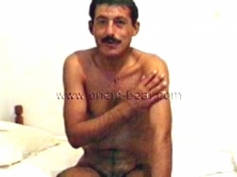 Serhan - a naked kurdish man with a big hard cock in a turkish gay video. (id997)