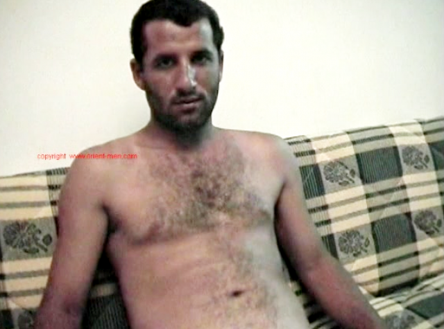 young kurdish man