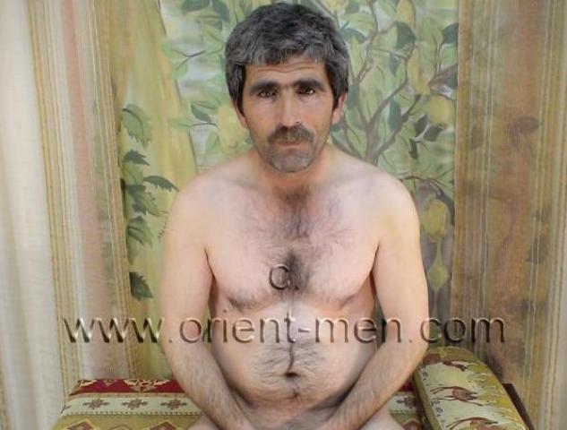 naked turkish farmer